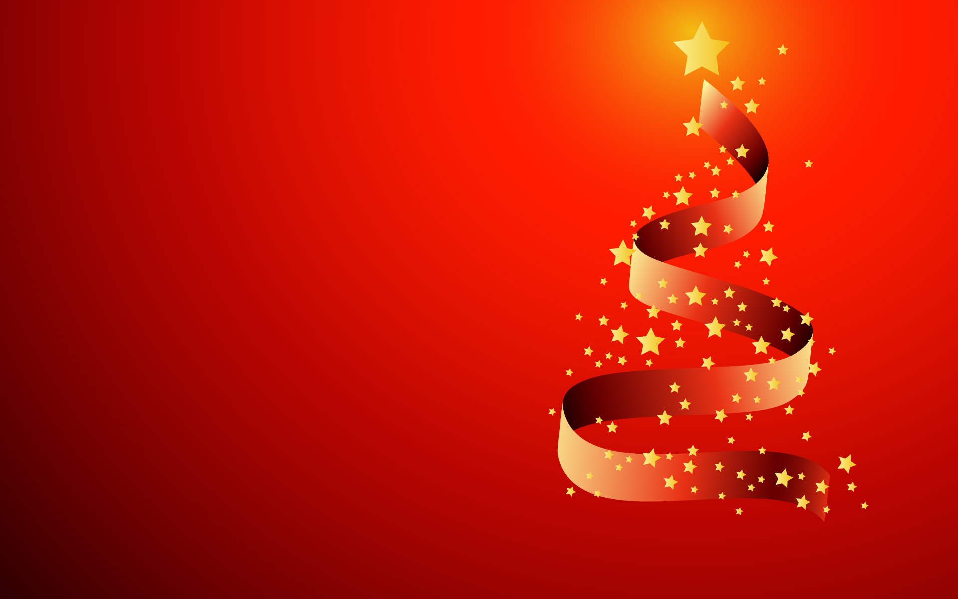 Christmas_wallpapers_Ribbon_as_a_Christmas_tree_on_red_background_on_Christmas_052652_